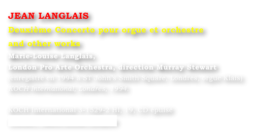JEAN LANGLAIS